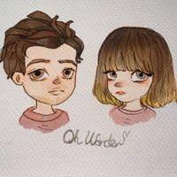 Oh Wonder  by ZINNYFILL
