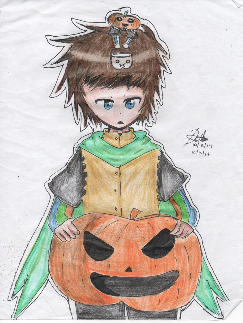 NA: Pumpkin ready! by Det2x