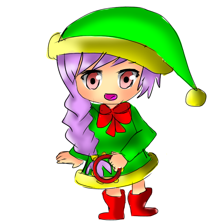HAPPY HOLIDAYS [very late] by Det2x