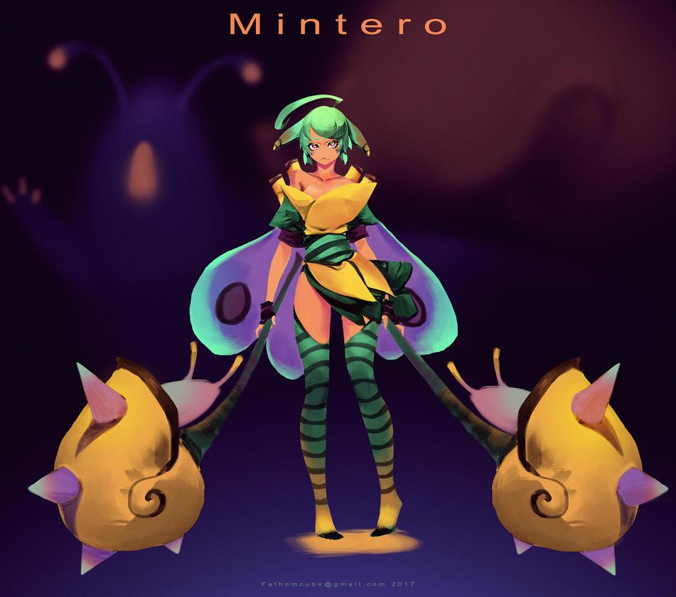 Minterooooooo!!!! by Fathomcube