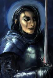 Dragon Age - Inquisitor by ZuuKo26