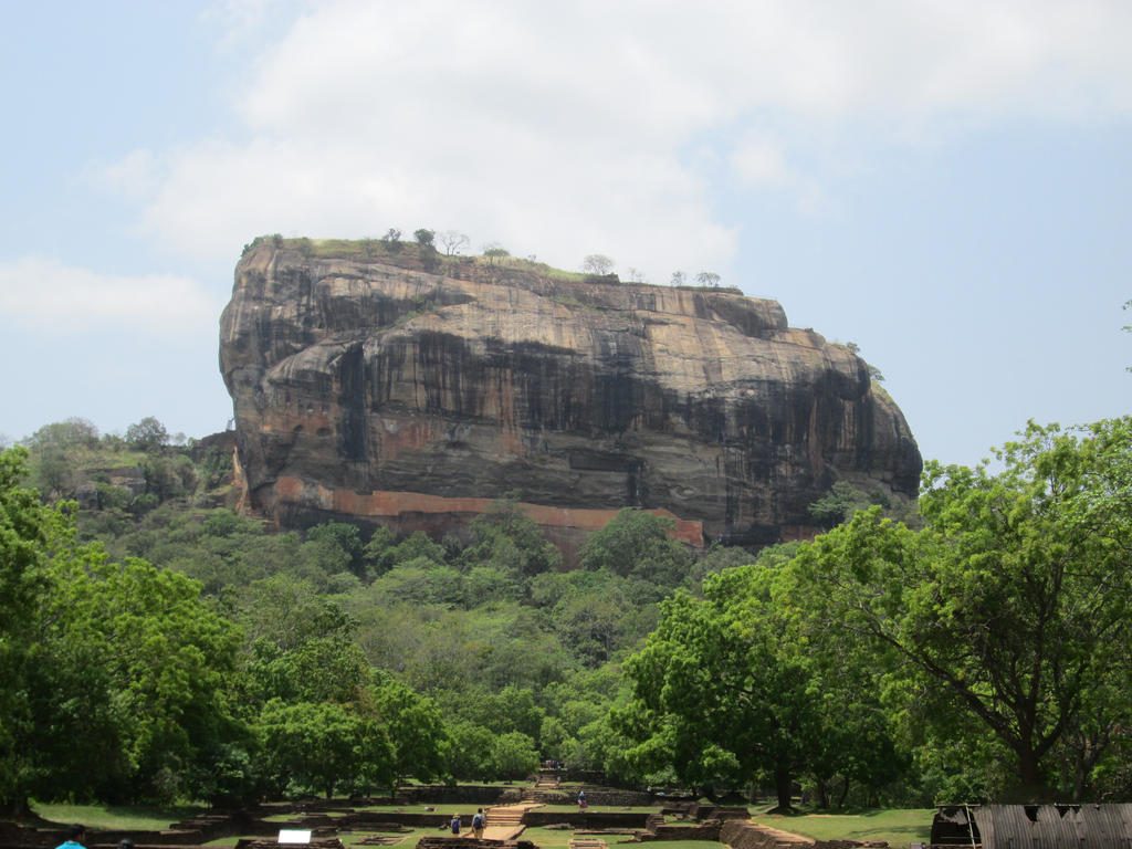 Sigiriya by aliasjjj