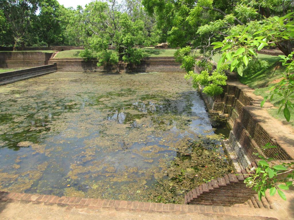 Sigiriya Water Garden by aliasjjj