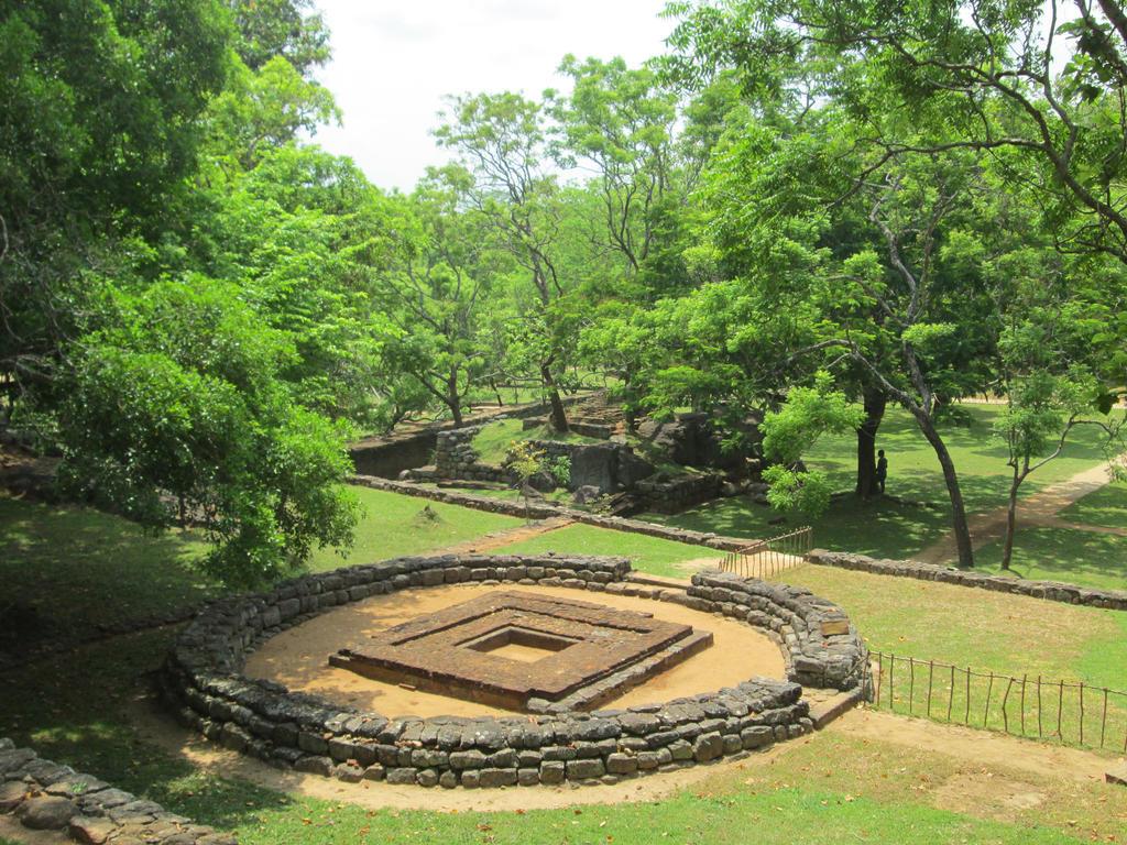 Sigiriya  Garden by aliasjjj