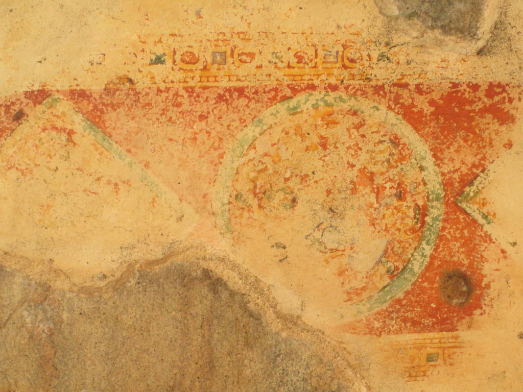Sigiriya frescoes by aliasjjj