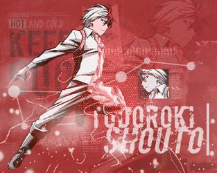 Boku no Hero Academia - Todoroki Shouto
