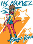 Ms. Marvel Ms. Khan
