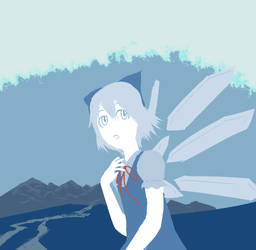Cirno's Journey by Koma404