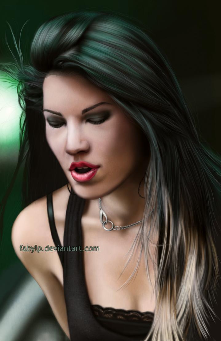 Emma Anzai by FabyLP