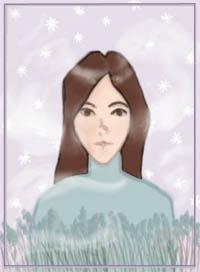 Winter Lavender by Yuskity