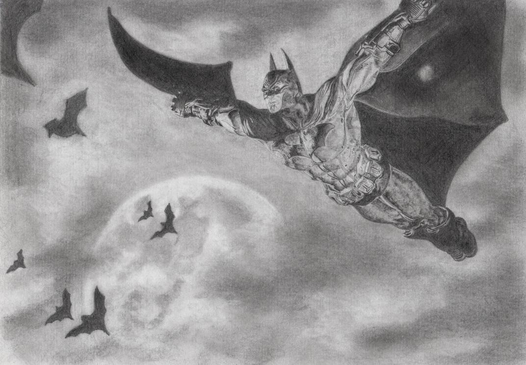 Batman: Arkham City by xgeua on DeviantArt