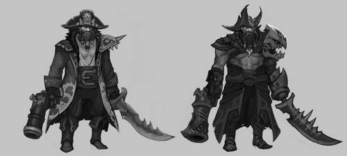 Gangplank VU concept by Lonewingy