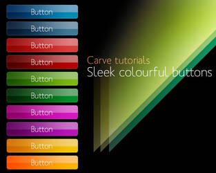 cv: Free Sleek web2.0 Buttons by toyzRuS