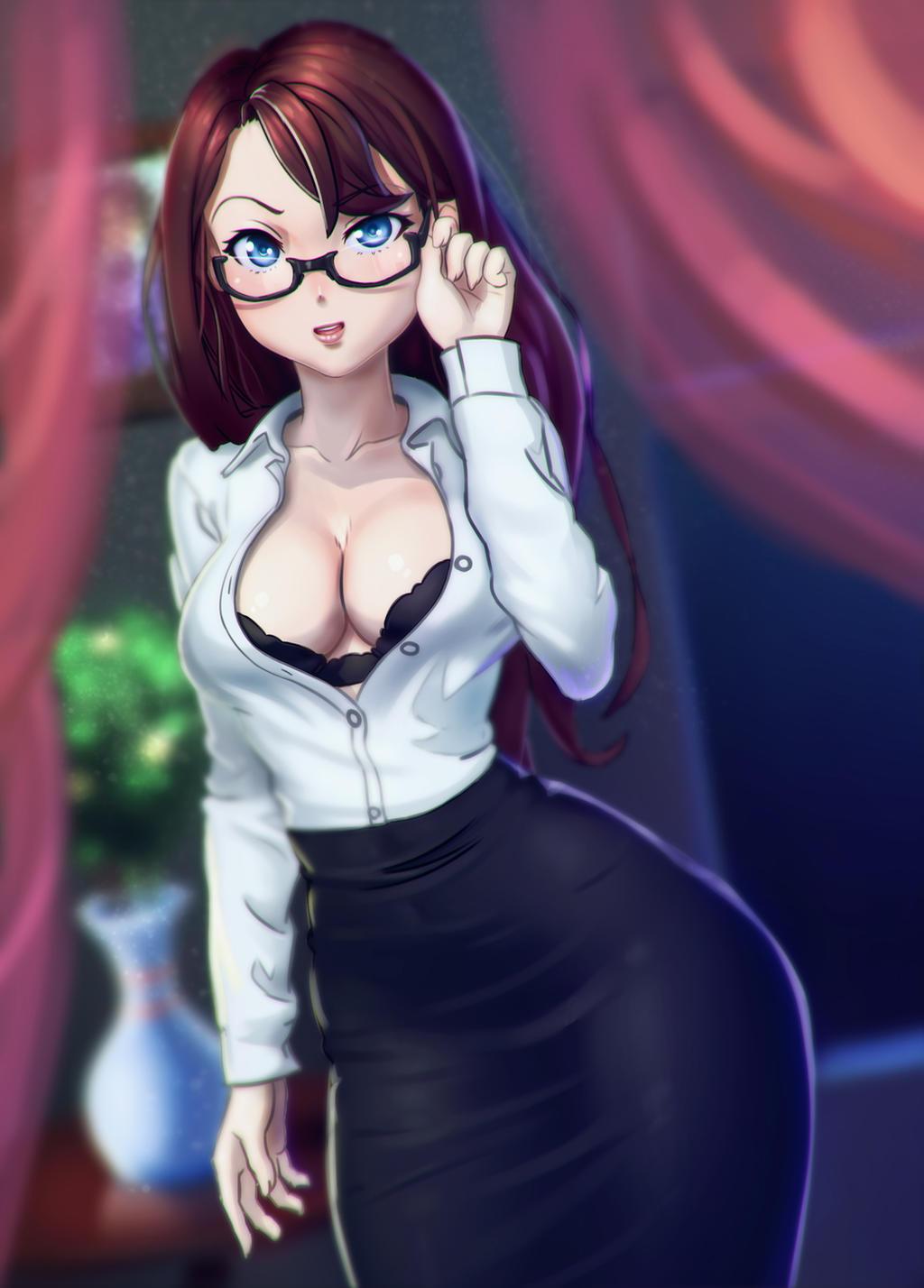anime sex with teacher