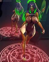 Anti witch by xxNIKICHENxx