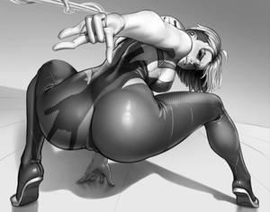 Spider-Gwen wip