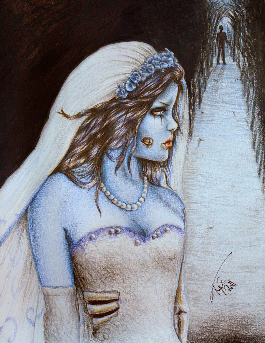 The Corpse Bride by BKLH362