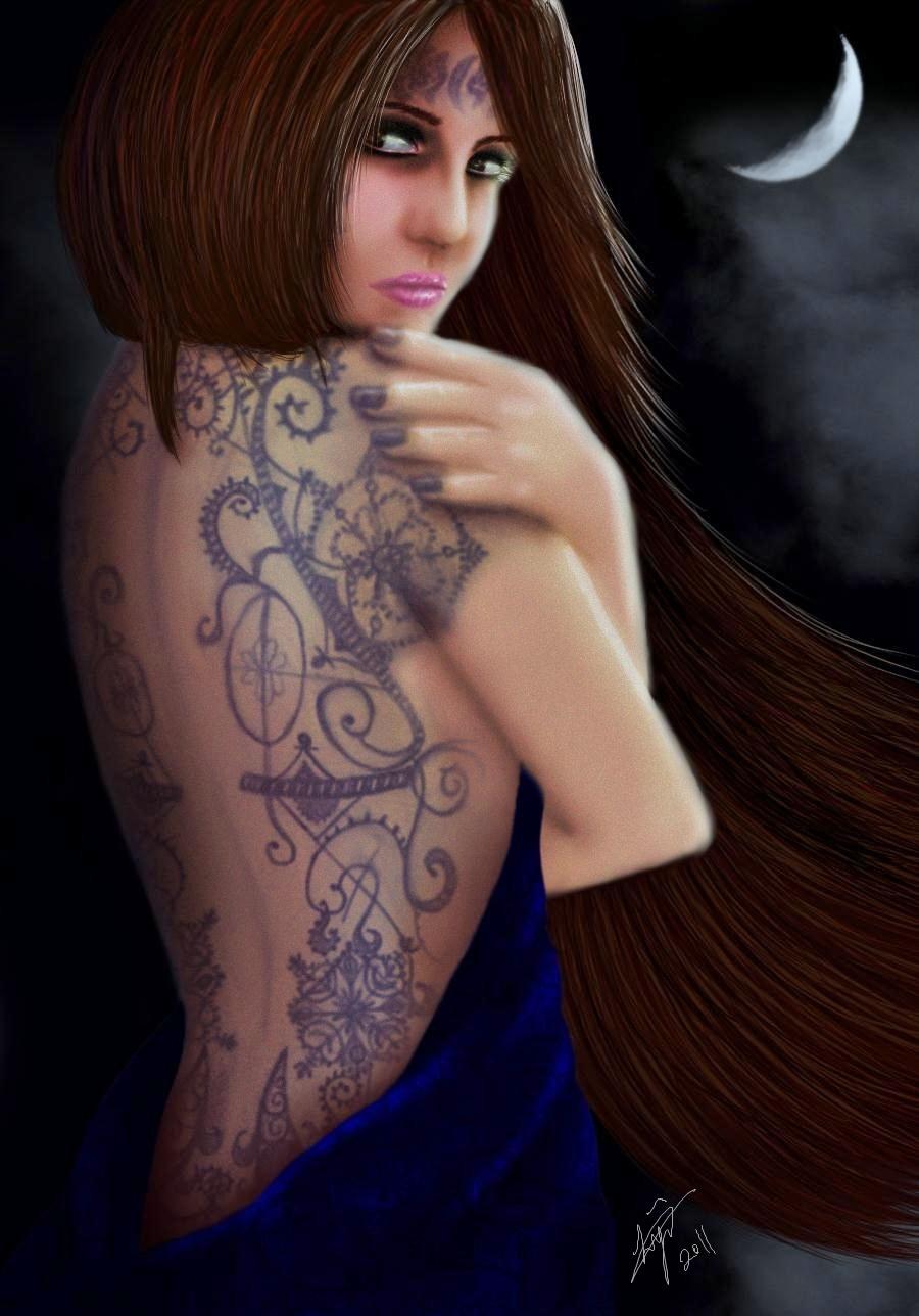 Zoey Redbird II by BKLH362