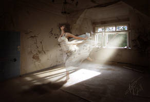 Ghost of a Girl by BKLH362