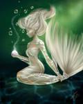 Pearl Mermaid by BKLH362