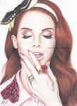 Lana Del Ray by BKLH362