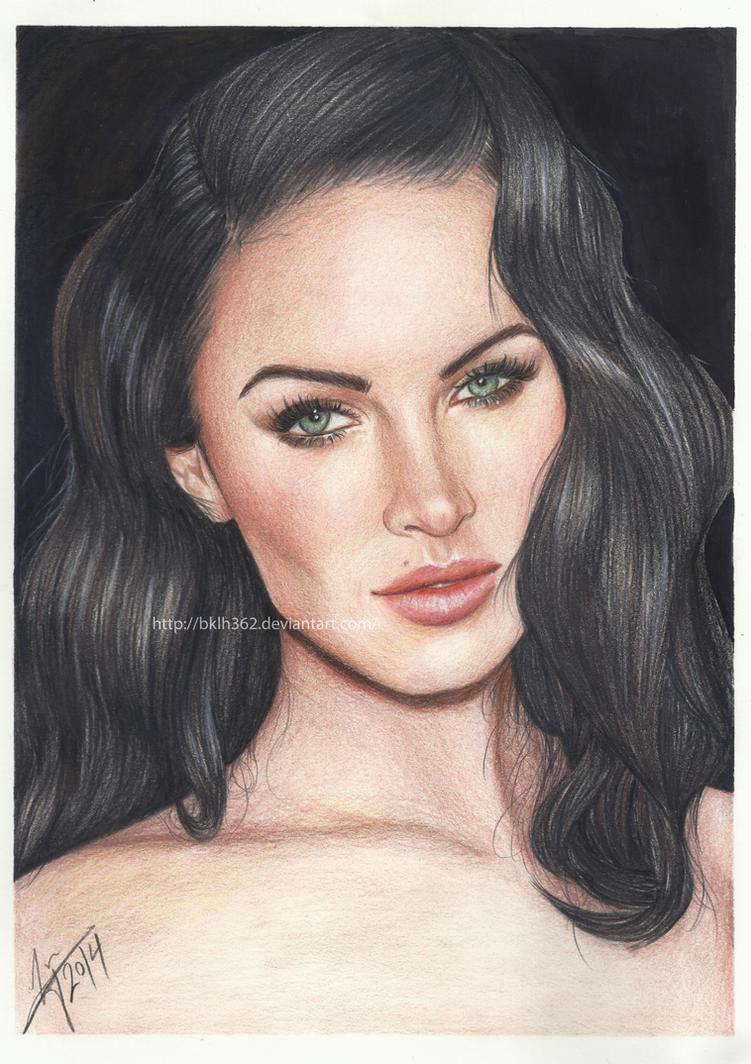 Megan Fox by BKLH362