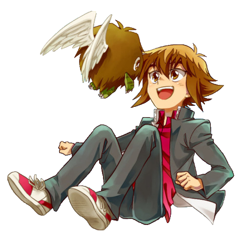 Falling Judai Render by xXJudaiSamaXx