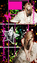 My Avril Lavigne YT BG by xXJudaiSamaXx