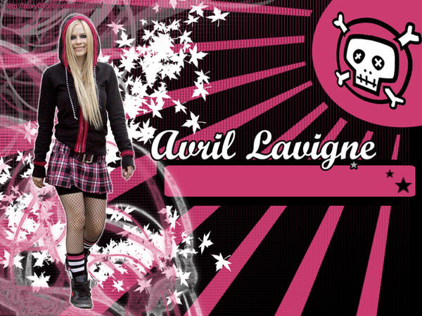 Avril Lavigne Wallpaper By Roxy005 On Deviantart