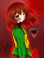 My heart will soon turn to darkness by Tomboywolfthief