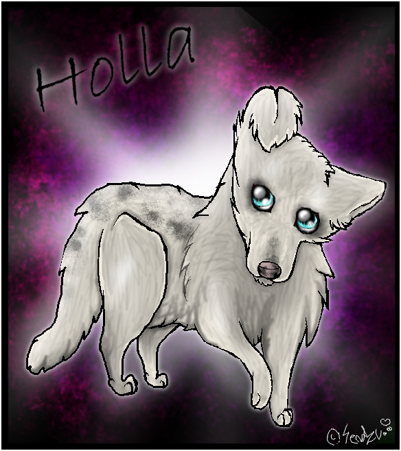 Holla by Sendzu