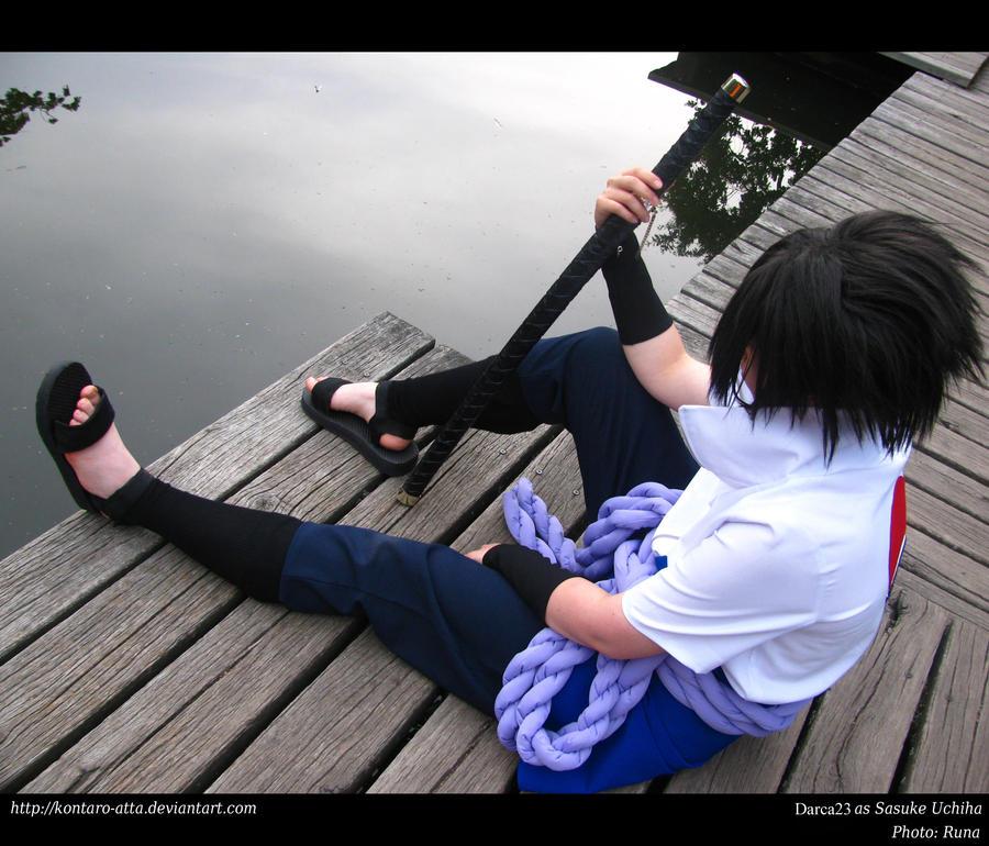 Sasuke Uchiha by Kontaro-atta
