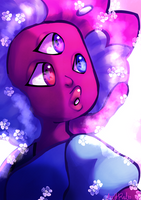 CottonCandy! Garnet by AnettRuby