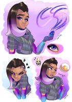 Sombra by AnettRuby