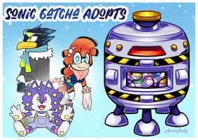Sonic Gatcha Adopt (Open)