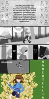 Undertelling pg. 1 by colorfulpuppehkat