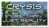 Crysis stamp by MephistoFFF