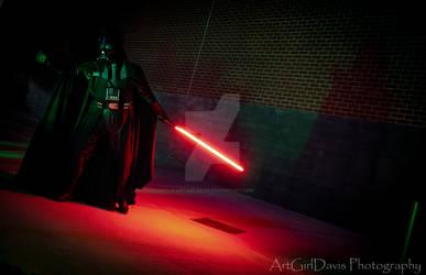 Darth Vader Cosplay Shoot