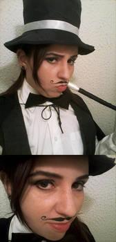 Magic ''cosplay''