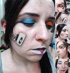 Make up - Portal (with youtube tutorial)