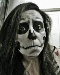Skull Make Up - Tutorial