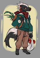 Skunk Custom by KingSmiggles