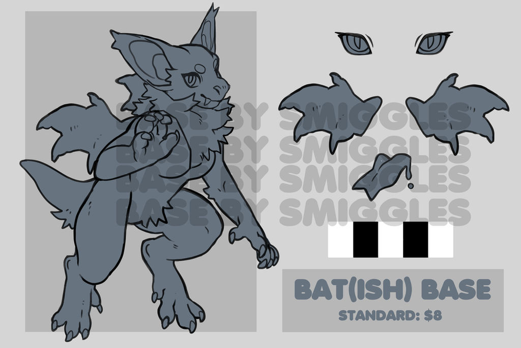 Bat(ish) Base for Sale $8 or 800 pts
