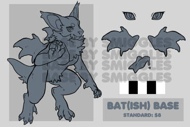 Bat(ish) Base for Sale $8 or 800 pts by KingSmiggles