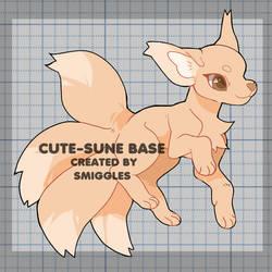 CUTE!-Sune Base [$2]