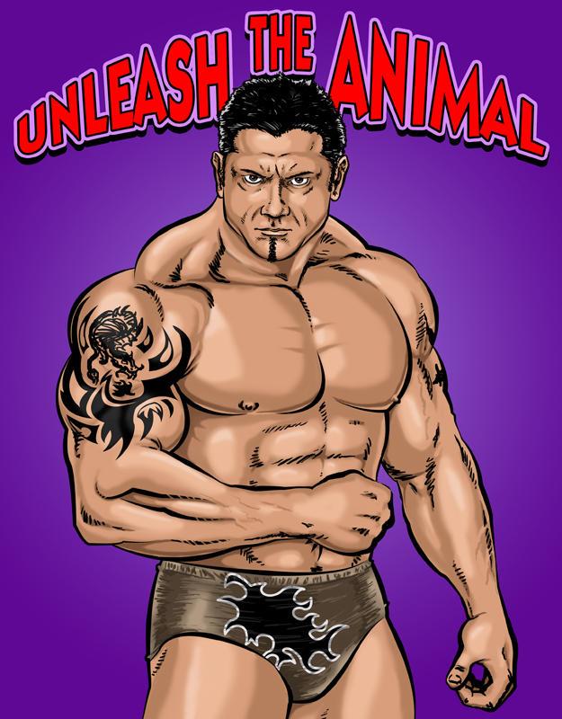 Unleash the Beast by Nuttman73
