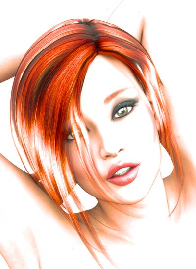 Portrait by manablo7