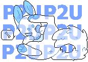 P2U Pixel Base by BelluaBug