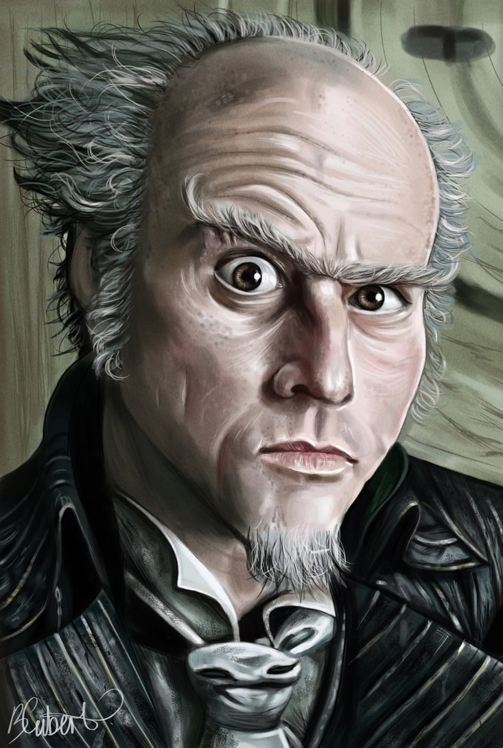 Count Olaf by Beth-Gilbert on DeviantArt