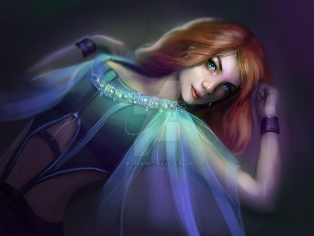 Jessica by Beth-Gilbert